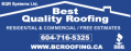 Best Quality Roofing logo