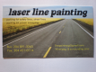 Laser Line Painting & Sealcoating logo